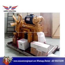 Moteur diesel Shangchai SC11CB184G2B1