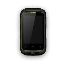3,5 pulgadas Mtk6572 de doble núcleo 3G SIM teléfono celular robusto