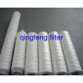 Cartouche filtrante de blessure de ficelle de fil de pp 20inch