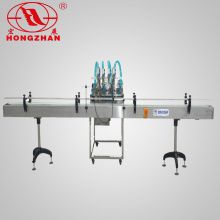 Customized 4/6/8 Heads Piston Filling Machine 1-10L