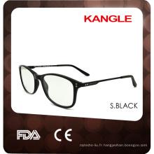 Chine fournisseur 2017 Populaire métal tr90 lunettes cadre