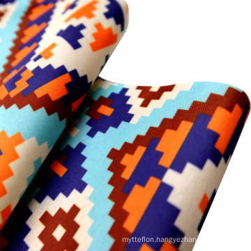 High Quality Factory Price TPU Laminated 75D Printed Polyester Fabric Used For Inflatable Waterproof Products