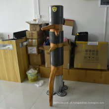 2018 Best Sells Martial Arts Wooden Dummy Feito na China