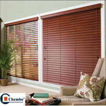china 35mm wood venetian blind slats for sale