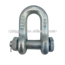 Drop Forged d Shackle America hecho en china