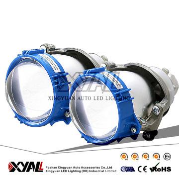 Exclusivo de buena calidad 40W Ultra brillante Auto 4x4 12V impermeable doble luz Q5 LENS Proyector linterna