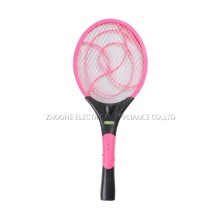 mosquito swatter rechargeable mosquito killer racket with flashlight