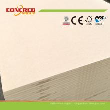 E1 E2 Grade Raw MDF Board with Carb