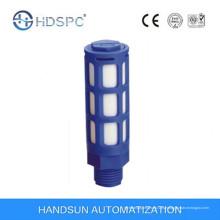 Silenciador neumático plástico de alta calidad