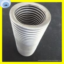 Tuyau métallique résistant à la chaleur de tuyau de métal à haute pression