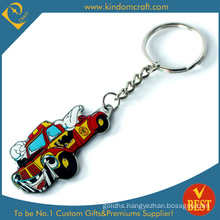 China Wholesale Metal Car Shape Key Ring at Factory Price with High Quality