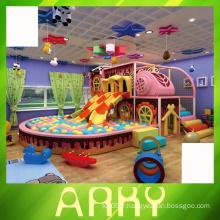 Aire de jeux pour enfants pour les séries de bonbons