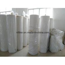 Fabrico de tecido líquido de filtro de polipropileno