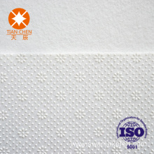 Grey Needle Punch Felt Nonwoven Fabric In Rolls Wholesale