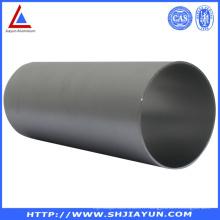 Tuyau d'aluminium rond adapté aux besoins du client par prix d'usine d'OEM