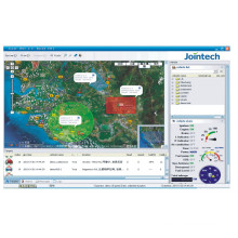 PC Based Tracking Software Tracking System for Car GPS Tracking Jt1000c/S