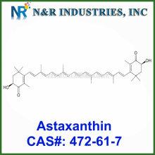 Polvo de extracto natural de astaxantina 472-61-7