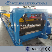 Roofing Sheet Double Layer Roll former tile and roof machine