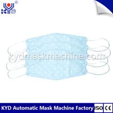 Máscara desechable de Corea del barco de pesca que hace la máquina