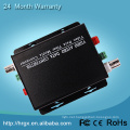 1 Channel bnc to rs232 lan converter