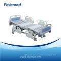 Cama de cuidado eléctrico lujoso de cinco funciones