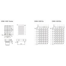 1,4 Zoll, 3,0 mm DOT (GNM-14581Ax-Bx)