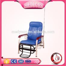 Medical adjustable transfusion chair