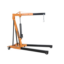 China factory hydraulic engine crane 2 ton of ISO9001 Standard
