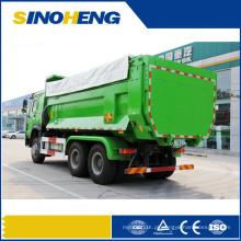 HOWO 6X4 U Tipo Caminhão Basculante Mineração