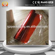 Roter transparenter Film roter Film 75 Mikrometer