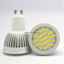 5050 LED 27PCS 4W GU10 AC85-265V Projecteur LED