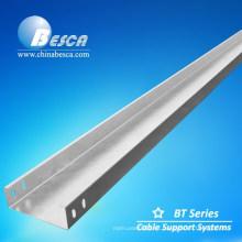 Precios de bandeja de cable perforada de aluminio colgante