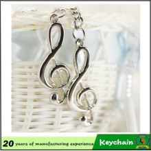Promotional Item Musical Instruments Music Note Keyholder