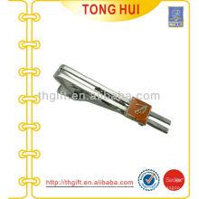 Logotipo de esmalte suave Láminas de clips Metal de fábrica para accesorios de clip de 2 líneas