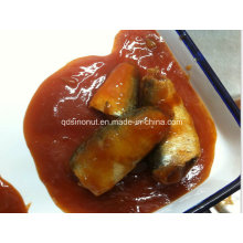 Sardine en conserve de bonne qualité