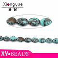 Chinese Colors Gemstones AAA Grade Blue Semi Precious Beads Online