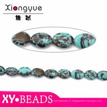 Chinois de couleurs pierres précieuses D.c.a. Semi bleu perles précieuses en ligne