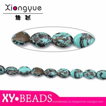 Chino colores piedras preciosas grado AAA azul granos Semi preciosos en línea