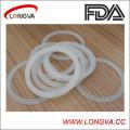 Joint sanitaire de silicone de Tri-Clamp de certification de FDA