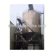 Fat sulfuric acid alcohol production line