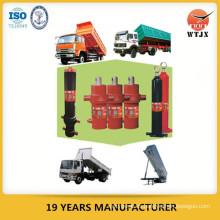 La fábrica suministra directamente el cilindro hidráulico para el camión de volteo
