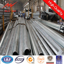 Galvanized Electrical Steel Pole for Electrical Industry