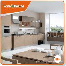 Mobiliário de madeira de cozinha com venda quente