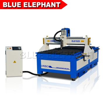 Gute Leistung Plasmamaschine cnc, die Stahltabelle mit billigem Preis schneidet