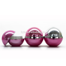 5g 15g 30g 50g 100g en forme de bocal acrylique