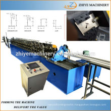 Auto Aluminum Cross T Section Steel Grid Panel Roll Forming Machine