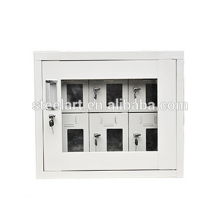 6 door small mobile phone cellphone charge metal locker