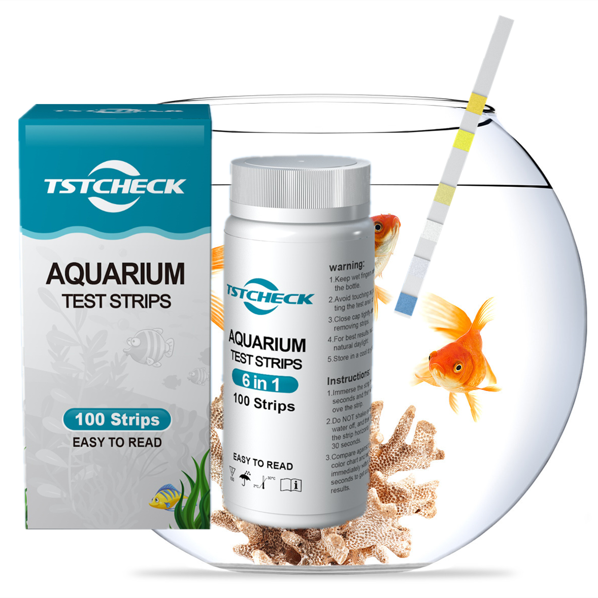 Freshwater Aquarium Test Kit
