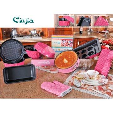 Bakware Baking Pan 0,4 мм Розовый цветок Антипригарник Mary Berry Bakeware
