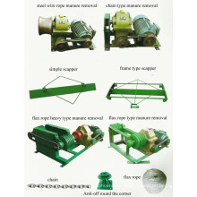 Fully Automatic Manure Removal Systems (SSCM)